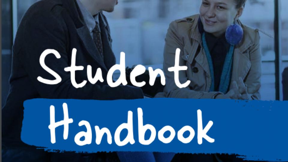 Student handbook   University of West London