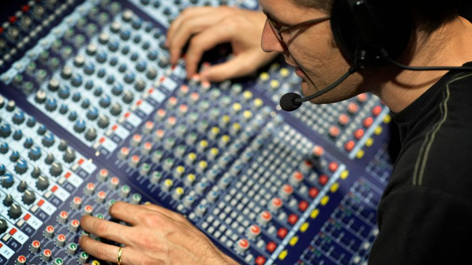BSc (Hons) Applied Sound Engineering | University of West London
