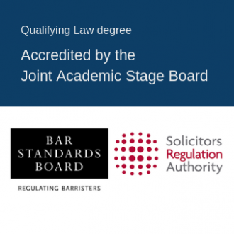 LLB (Hons) Law | University of West London
